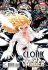 Cloak and Dagger - Stuart Moore, Mark Brooks, Walden Wong, Emily Warren
