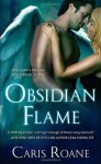 Obsidian Flame (The Guardians of Ascension) - Caris Roane