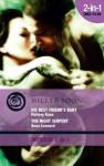 His Best Friend's Baby / The Night Serpent - Mallory Kane, Anna Leonard