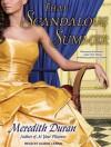 That Scandalous Summer - Meredith Duran, Alison Larkin