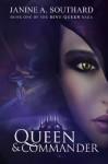 Queen & Commander (Hive Queen Saga #1) - Janine A. Southard