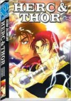 Herc and Thor Pocket Manga Volume 1 - Rod Espinosa, Dan Johnson