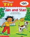 Jan and Stan: -an (Word Family Tales) - Samantha Berger, Rick Brown