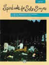 Spirituals for Solo Singers: Medium High Voice - Jay Althouse, Mark Hayes, Patsy Simms