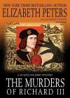 The Murders of Richard III [With Earbuds] - Elizabeth Peters, Grace Conlin