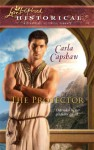 The Protector (Love Inspired Historical) - Carla Capshaw