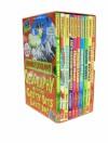 Horrible Geography Collection 10 Books Set - Anita Ganeri