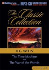 Time Machine & The War Of The Worlds - H.G. Wells