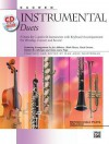 Sacred Instrumental Duets: Book & CD - Jean Shafferman