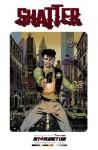 Shatter - Mike Saenz, Peter Gillis