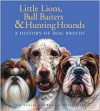 Little Lions, Bull Baiters & Hunting Hounds: A History of Dog Breeds - Shelley Ann Jackson