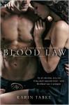 Blood Law (Blood Moon Trilogy #1) - Karin Tabke
