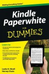 Kindle Paperwhite for Dummies - Leslie H. Nicoll