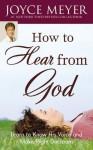 How To Hear From God - Joyce Meyer