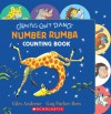 Giraffes Can't Dance: Number Rumba (Board Book) - Giles Andreae, Guy Parker-Rees