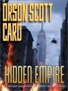 Hidden Empire: Empire Series, Book 2 (MP3 Book) - Orson Scott Card, Stefan Rudnicki, Rusty Humphries