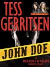 John Doe: A Rizzoli and Isles Short Story - Tess Gerritsen