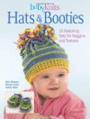 BabyKnits Hats & Booties: 15 Matching Sets for Noggins and Tootsies - Edie Eckman, Bonnie Franz, Debby Ware