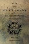 Arbatel of Magick - Robert Turner