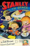 Flat Stanley In Space - Jeff Brown
