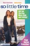 So Little Time Gift Set (So Little Time, #1-4) - Jacqueline Carrol, Megan Stine, Nancy Butcher
