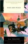 War and Peace (Modern Library Classics) - Leo Tolstoy, Constance Garnett, A.N. Wilson