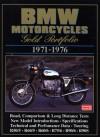 BMW Motorcycles Gold Portfolio, 1971-1976 - R.M. Clarke