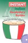 Instant Italian Vocabulary Builder - Hippocrene Books