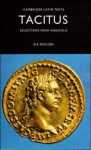 Selections from Agricola (Latin Texts) - Tacitus, D. E. Soulsby