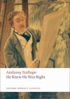 He Knew He Was Right - Anthony Trollope