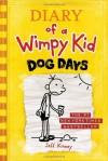 Diary of a Wimpy Kid # 4 - Dog Days - Jeff Kinney