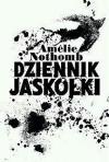 Dziennik Jaskółki - Amélie Nothomb