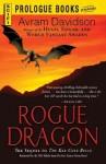Rogue Dragon: The Sequel to The Kar-Chee Reign (Prologue Science Fiction) - Avram Davidson