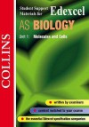 Molecules And Cells Edexcel Biology (Collins Student Support Materials) - Mary Paumier Jones, Mary Jones