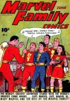 The Marvel Family #2 - Fawcett Comics, Otto Binder, Ed Herron, C.C. Beck, Mac Raboy, Marc Swayze