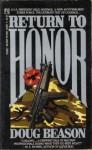Return to Honor - Doug Beason