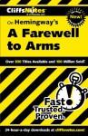 A Farewell to Arms - Adam Sexton, Cliffs Notes