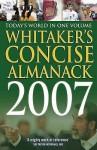 Whitaker's Concise Almanack 2007 - A & C Black, Inna Ward