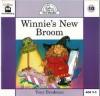 Winnie's New Broom - Tony Bradman, Jean Baylis