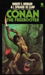 Conan The Freebooter - Robert E. Howard