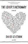 The Lover's Dictionary: A Novel - David Levithan