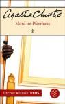 Mord im Pfarrhaus: Roman (Fischer Klassik PLUS) (German Edition) - Irmela Brender, Agatha Christie