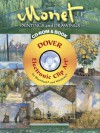 Monet Paintings and Drawings CD-ROM and Book - Claude Monet, Claude Monet