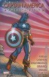 Captain America: America First - Howard Chaykin, Daniel Knauf, Kyle Higgins, Alec Siegel
