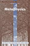 Philosophical Perspectives 25, 2011: Metaphysics - John Hawthorne, Jason Turner