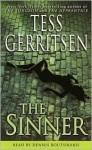 The Sinner (Jane Rizzoli & Maura Isles, #3) - Tess Gerritsen, Stephen Boutsikaris
