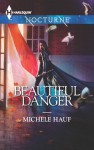 Beautiful Danger (In the Company of Vampires #1) - Michele Hauf, Amanda Cobb