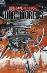Little Book of Horror: The War of the Worlds - Steve Niles, Ted McKeever