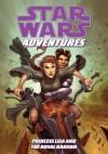 Star Wars Adventures: Princess Leia and the Royal Ransom - Jeremy Barlow, Carlo Soriano
