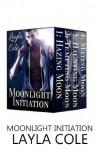 Moonlight Initiation (Moonlight Initiation 1-4) - Layla Cole